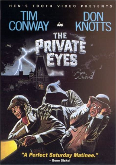 The Private Eyes (1980) - IMDb