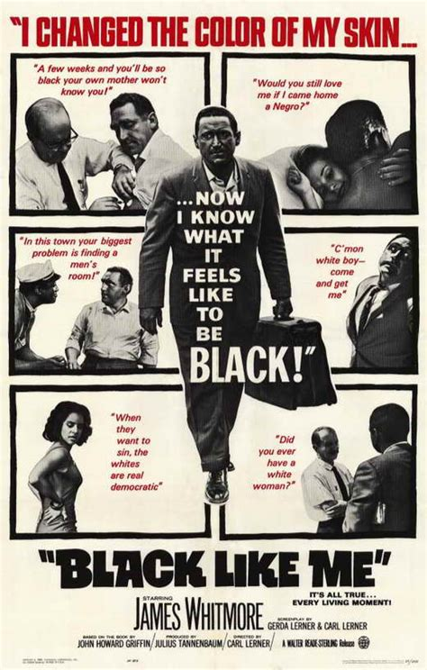 Black Like Me Movie Posters From Movie Poster Shop