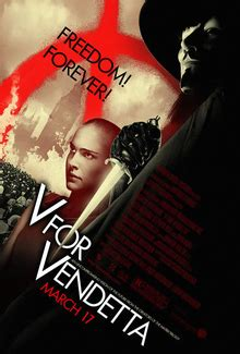 V for Vendetta (film) - Wikipedia
