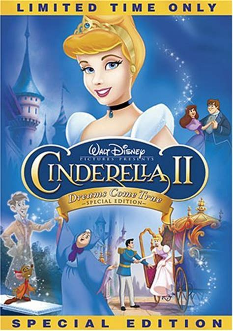 Cinderella II: Dreams Come True (Video 2002) - IMDb