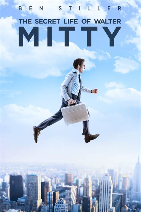 The Secret Life of Walter Mitty (2013) - Posters — The ...