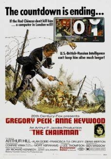 The Chairman - Gregory Peck