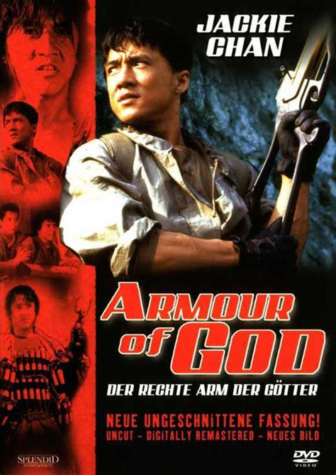 Armour of God Movie Posters From Movie Poster Shop