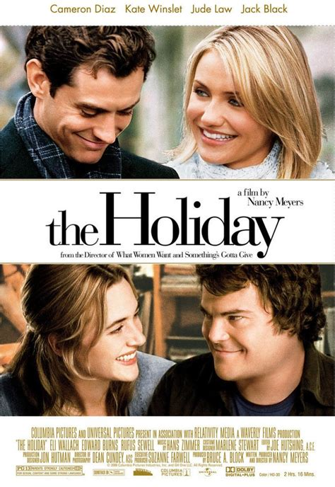 The Holiday (2006) - MovieMeter.nl