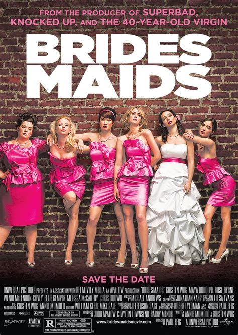 Bridesmaids | Golden Globes