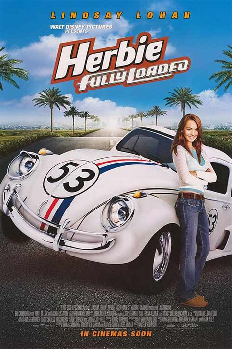 Herbie: Fully Loaded movie posters at movie poster ...