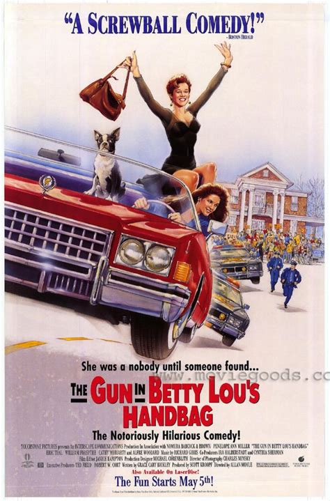 The Gun in Betty Lou's Handbag Movie Posters From Movie ...