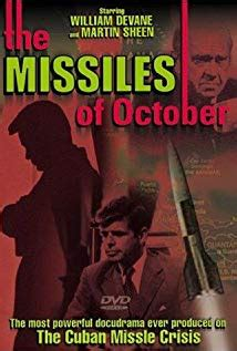 The Missiles of October (TV Movie 1974) - IMDb