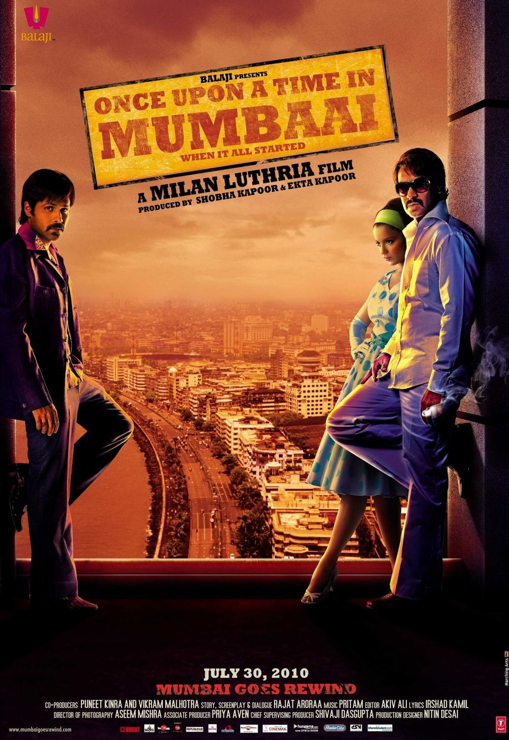 Once Upon a Time in Mumbaai [2010]