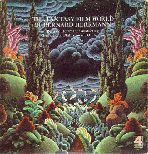 BH Recording - The Fantasy Film World of Bernard Herrmann ...