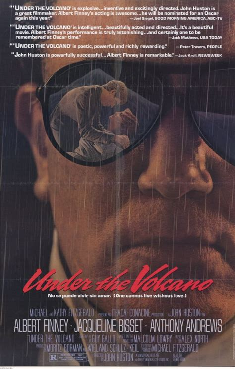 Under the Volcano Movie Posters From Movie Poster Shop