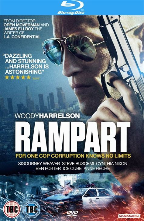 Latest Bluray & HD Covers: Rampart (2012) Hollywood Movie ...