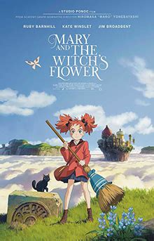 Mary and the Witch's Flower 2017 - The Official Home of ...