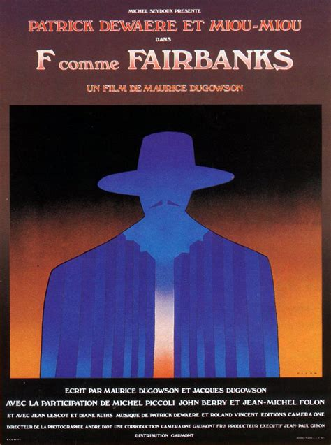 F... comme Fairbanks (1976) - MovieMeter.nl
