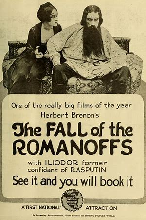 The Fall of the Romanoffs