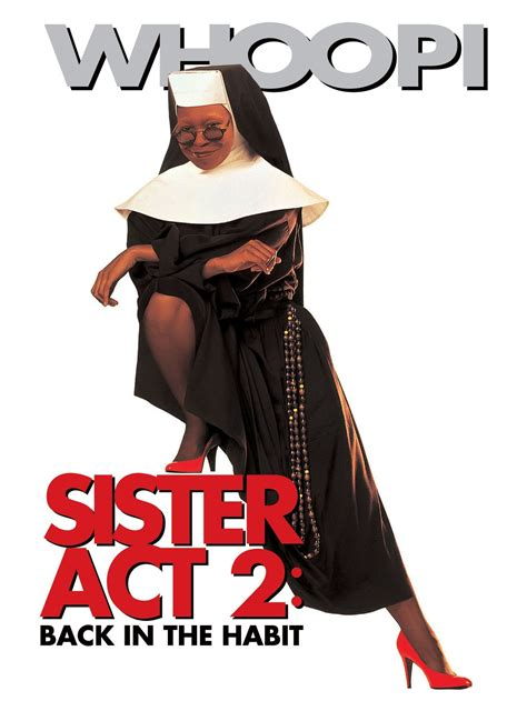 Sister Act 2: Back In The Habit Movie Trailer, Reviews and ...