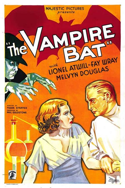 The Vampire Bat Movie Posters From Movie Poster Shop