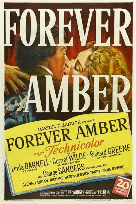 Forever Amber Movie Posters From Movie Poster Shop