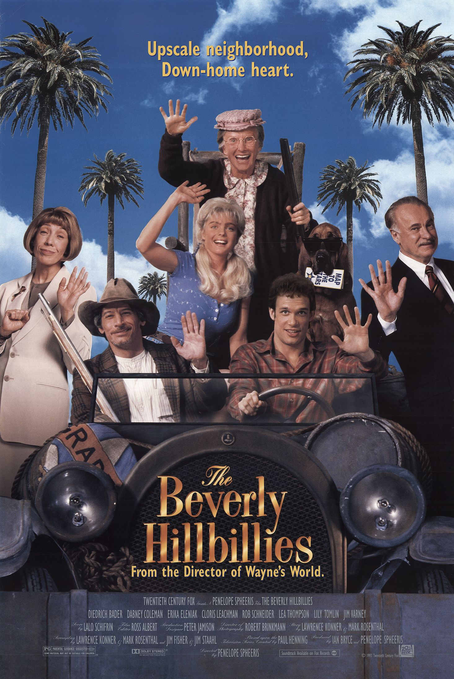 The Beverly Hillbillies [1993]