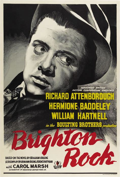 Film Noir of the Week: Brighton Rock (1947)