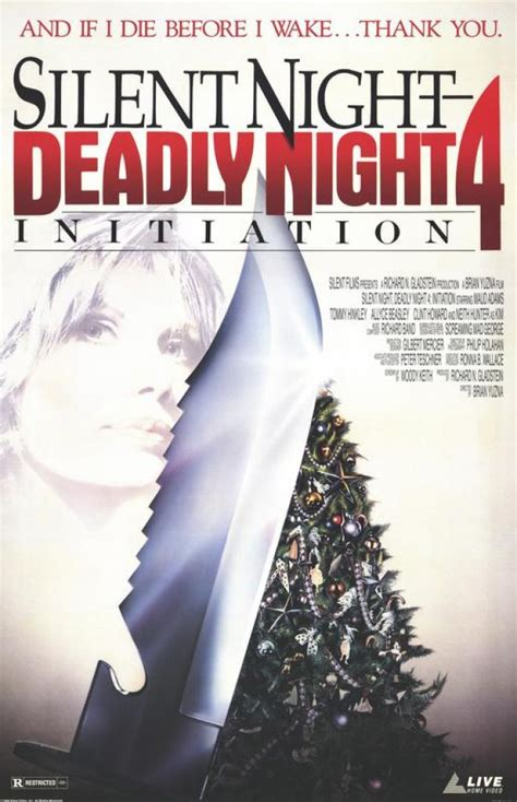 Initiation: Silent Night, Deadly Night 4 (1990) [REVIEW ...