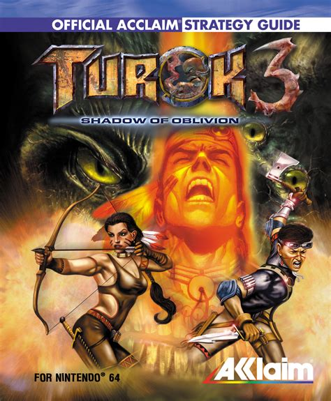 The Official Turok 3: Shadow of Oblivion Strategy Guide ...