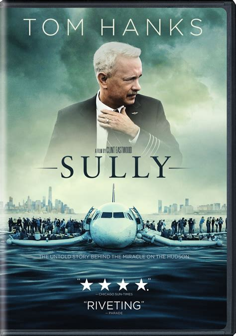 Sully DVD Release Date December 20, 2016