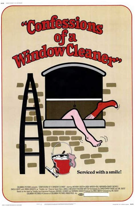 Confessions of a Window Cleaner Movie Posters From Movie ...