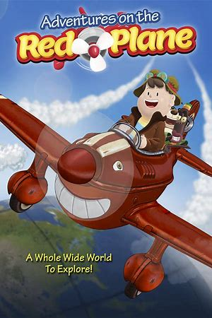 The Adventures of the Red Airplane