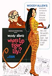 What's Up, Tiger Lily? [1966]