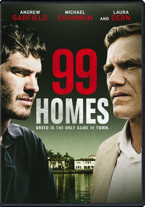 99 Homes DVD Release Date February 9, 2016