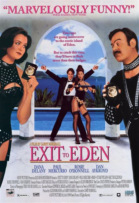 Exit to Eden 1994 Movie Posters
