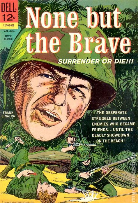 None but the Brave (1965 Movie Classics) comic books