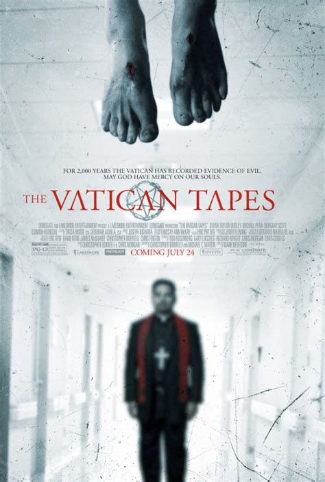 The Vatican Tapes Movie Poster (#1 of 3) - IMP Awards