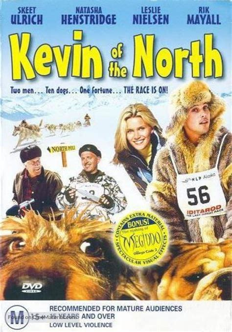 Kevin of the North Australian dvd cover