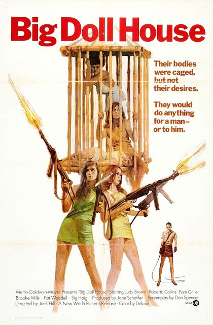 Every 70s Movie: The Big Doll House (1971) & Women in ...