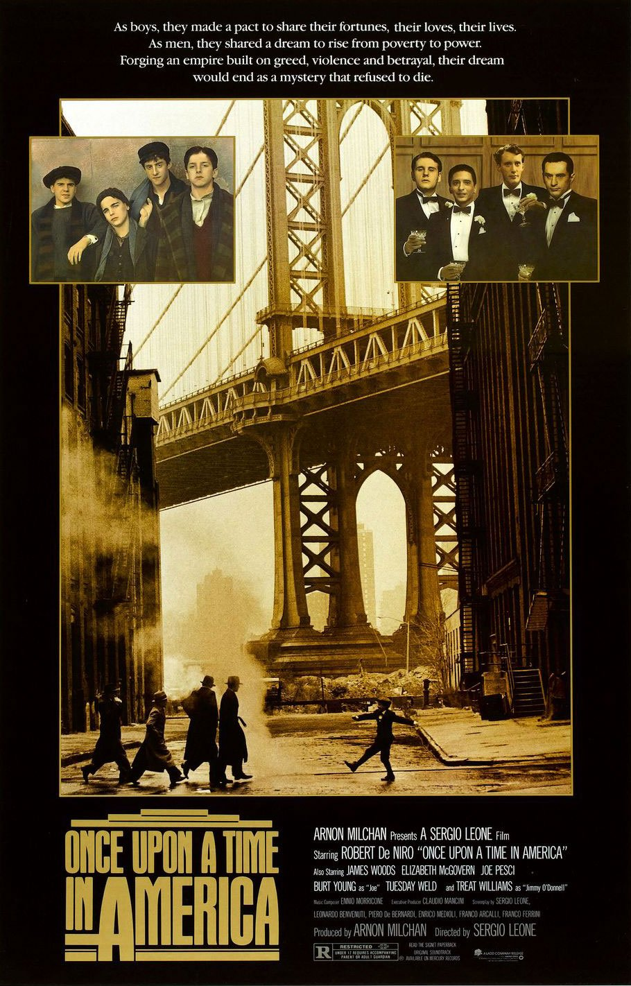 Once Upon a Time in America [1984]