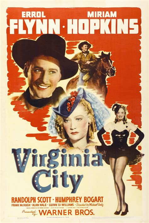 COVERS.BOX.SK ::: Virginia City 1940 - high quality DVD ...