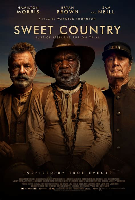 Movie Review - Sweet Country (2017)