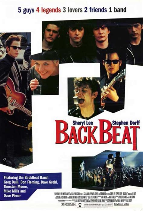 Backbeat Movie Posters From Movie Poster Shop