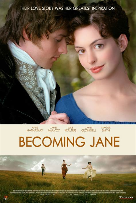 Becoming Jane DVD Release Date February 12, 2008