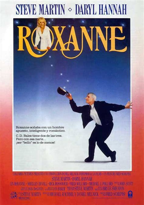 Roxanne Movie Posters From Movie Poster Shop