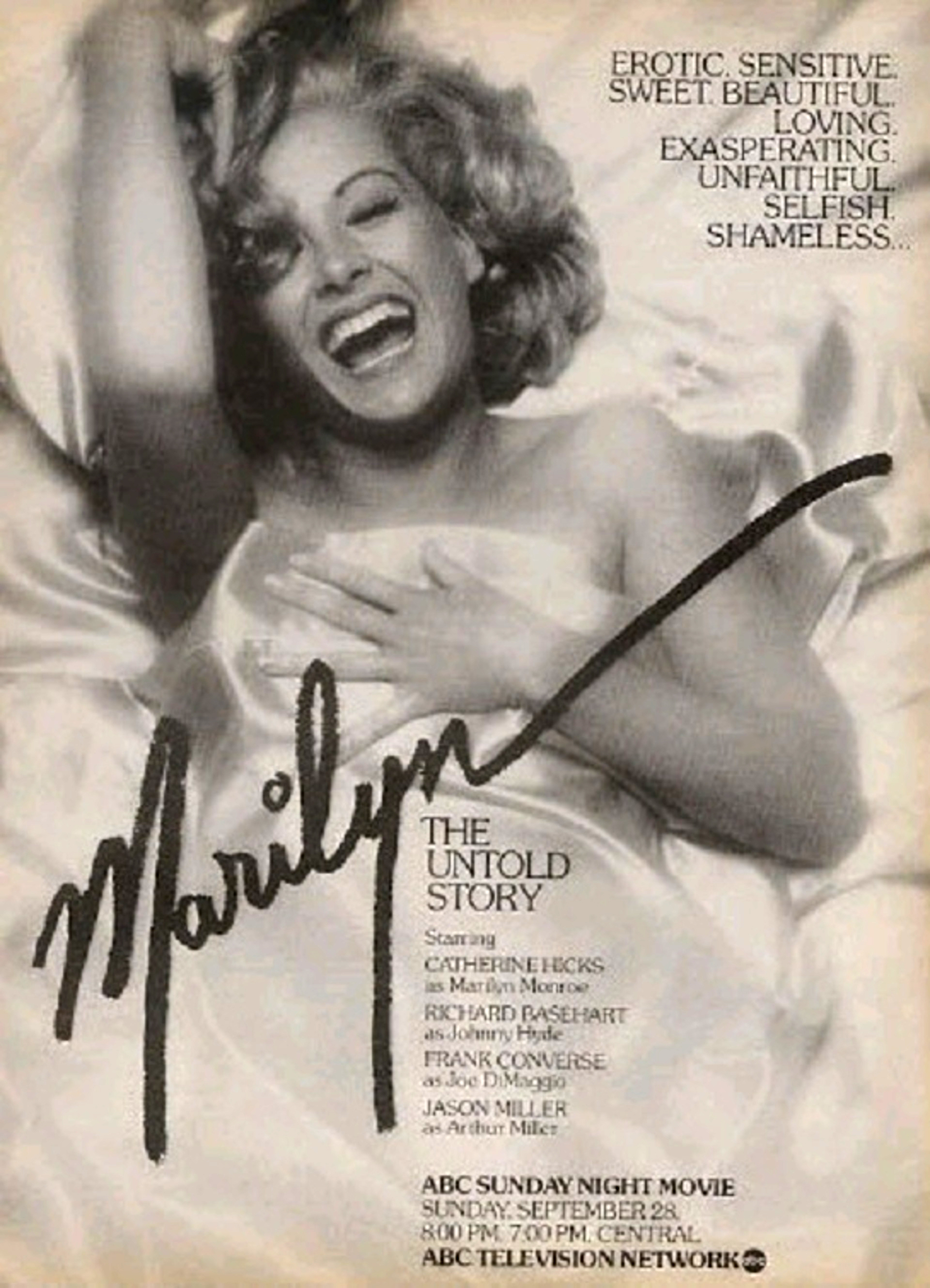 Marilyn: The Untold Story [1980]