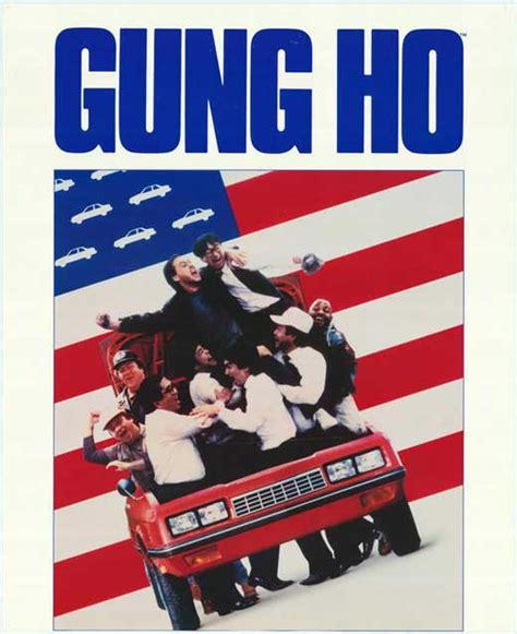 Gung Ho Movie Posters From Movie Poster Shop