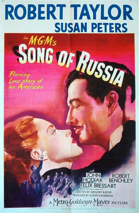 Song of Russia Movie Posters From Movie Poster Shop