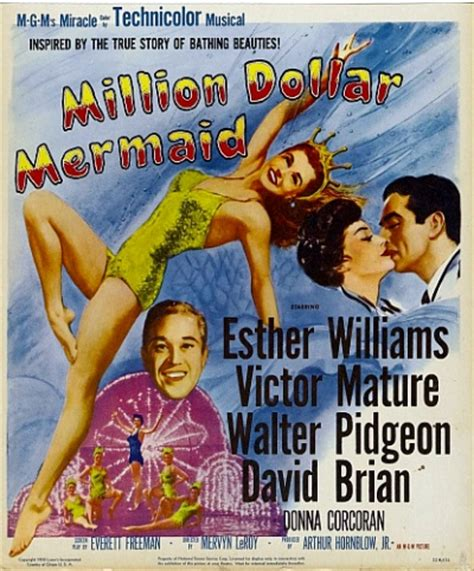 HK AND CULT FILM NEWS: MILLION DOLLAR MERMAID -- Movie ...