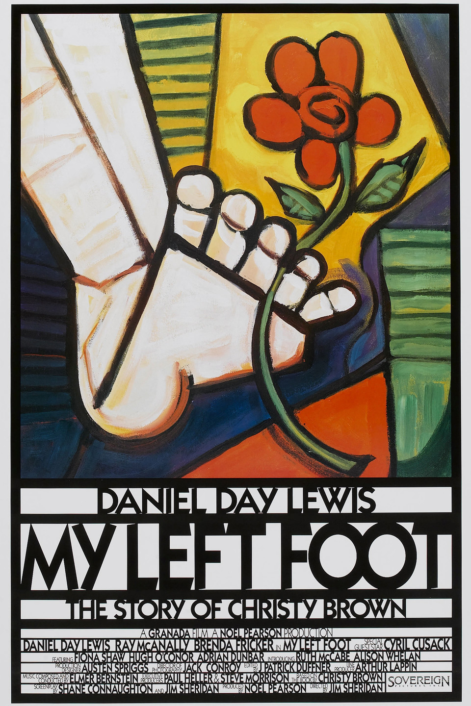 My Left Foot [1989]