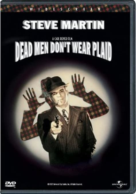 Vagebond's Movie ScreenShots: Dead Men Don't Wear Plaid (1982)