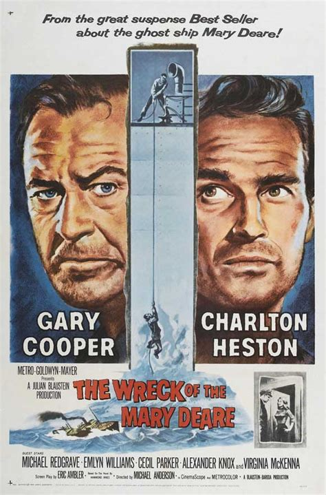 The Wreck of the Mary Deare Movie Posters From Movie ...