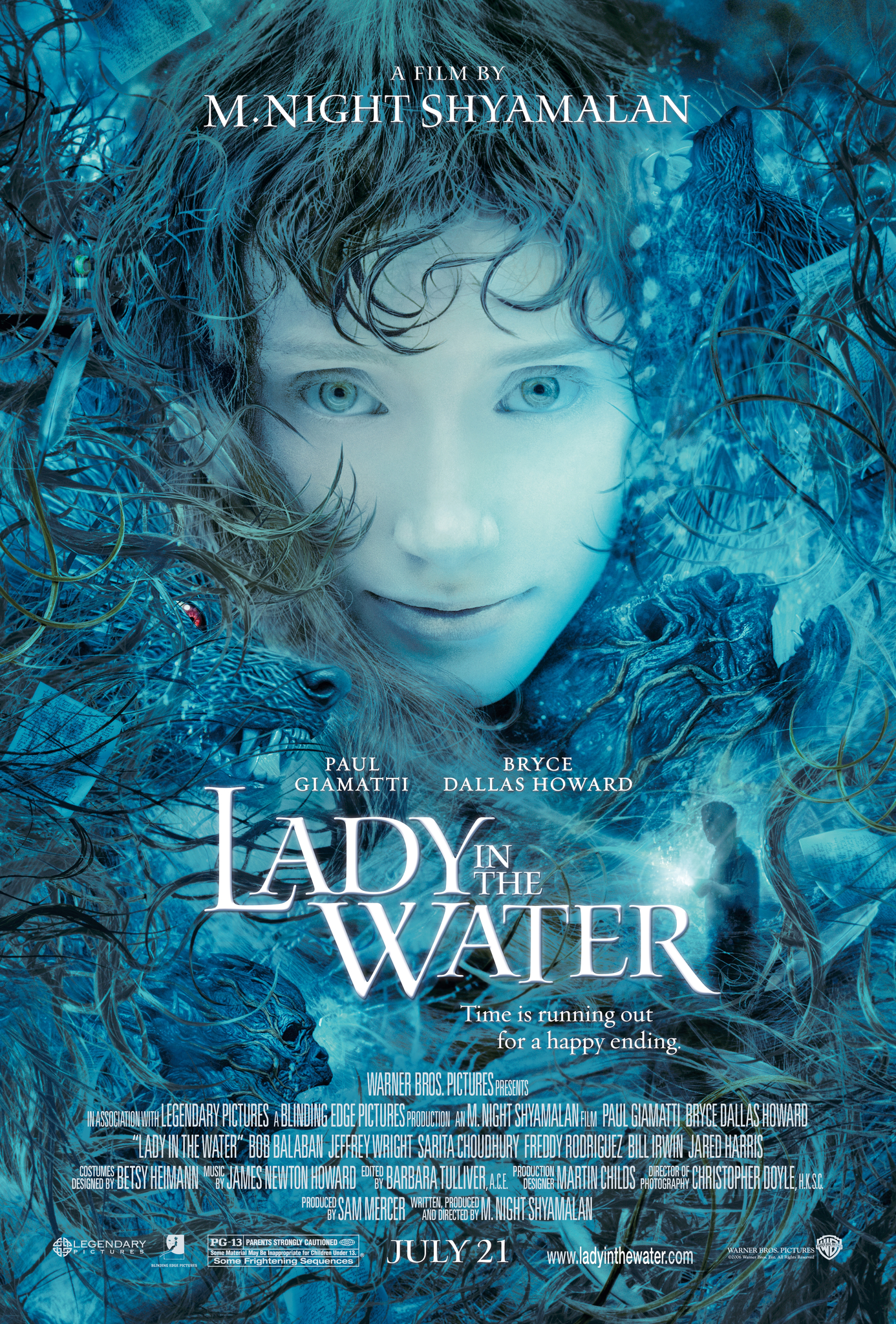 Lady in the Water [2006]